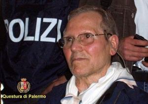 Легендарный сицилийский мафиози пытался покончить с собой