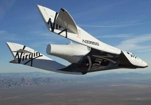 Туристический космический корабль совершил свой первый самостоятельный полет