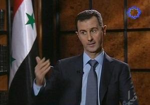 США осудили выступление Башара Асада