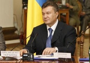 Янукович признался, что всегда был реформатором