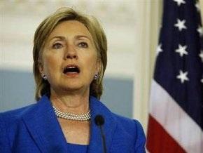 Клинтон раскритиковала политику Карзая