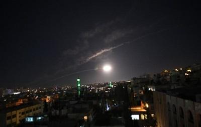 Ізраїль атакував об єкти іранських сил у Сирії