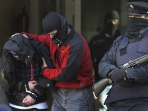 В Испании арестовали руководителей молодежного крыла ЕТА