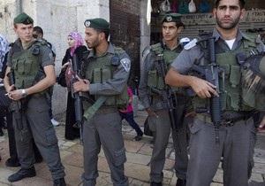 В Иерусалиме арестовали палестинского депутата