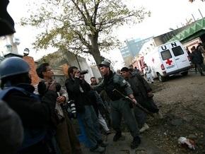 Арестованы подозреваемые в организации теракта против сотрудников ООН в Афганистане