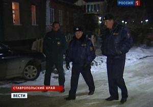 В Ставрополе вместе с семьей  авторитета  убиты водитель, няня и собаковод