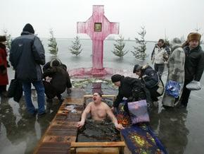 Христиане отмечают крещенский сочельник