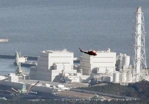 На АЭС Фукусима-1 вновь вырос уровень радиации