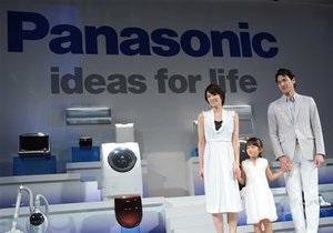 Panasonic подешевел до минимума за последние 37 лет