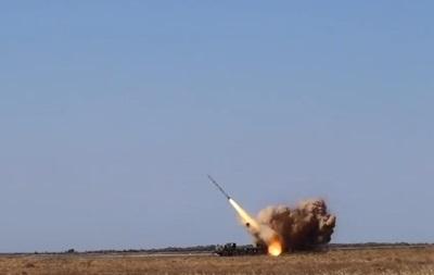 В Украине прошли новые испытания Ольхи-М