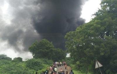 В Індії прогримів вибух на хімзаводі, є жертви