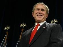 Буш посетит Украину в День смеха
