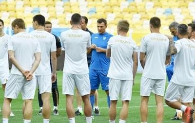 Футбол Литва Украина - прямая трансляция матча