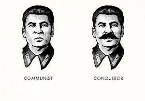 В социальной рекламе против рака простаты побрили Сталина