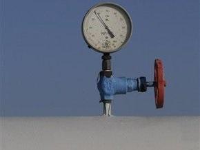 С начала года транзит газа через Украину сократился в два раза