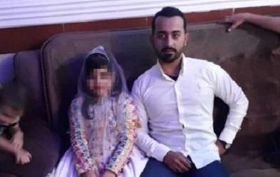 В Ірані чоловік одружився з 9-річною дівчинкою
