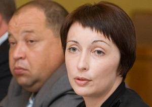 Лукаш заявила, что Партия регионов ошиблась, проголосовав за политреформу в 2004 году