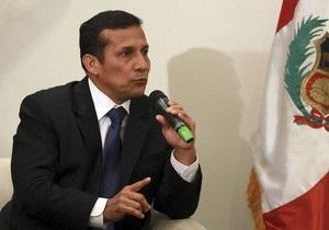 Президент Перу пообещал помиловать Альберто Фухимори