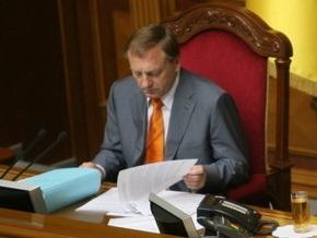Лавринович предостерег Ющенко от назначения референдума в день выборов