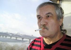 Василь Шкляр: Мой роман Черный ворон - не антироссийский
