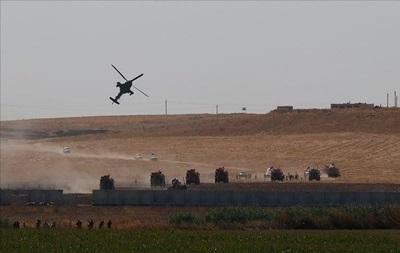 США і Туреччина провели перше наземне патрулювання в Сирії