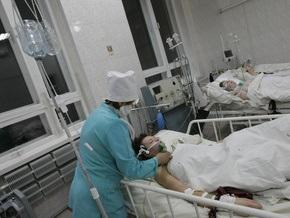 В Ивано-Франковской области новый метод лечения пневмонии дает положительные результаты