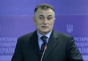 Янукович уволил первого замсекретаря СНБО Гавриша