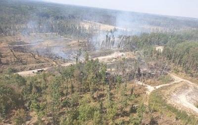 Пожежу на арсеналі в Калинівці ліквідували