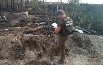 Через пожежу на складах у Калинівці порушили справу