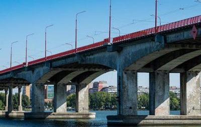 Отремонтированный мост в Днепре проверили инженеры: все плохо