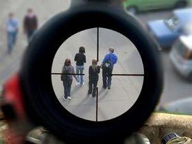 В Чернигове неизвестный стрелял по прохожим из пневматической винтовки