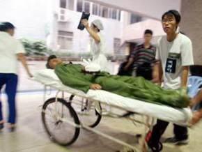 В Китае мужчина с ножом напал на прохожих: шестеро погибших