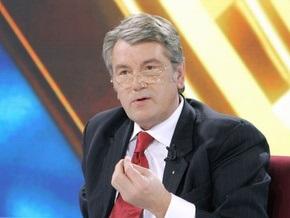 Ющенко сформулировал Корреспонденту свое жизненное кредо