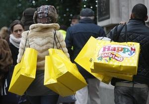 В предрождественский день британцы тратят деньги со скоростью 14 тысяч фунтов в секунду