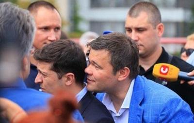 Богдан розповів, що він шепоче на вухо Зеленському