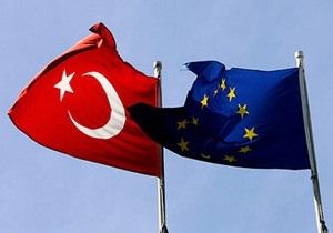 Вступление Турции в ЕС откладывается из-за протестов