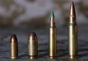 Милиция обвинила члена ВО Свобода в незаконном хранении оружия