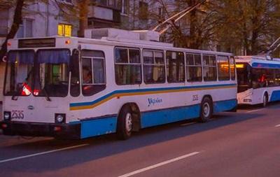 В Украине нашли троллейбус с билетом за гривну