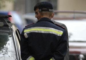 В Днепропетровской области задержали двух псевдогаишников
