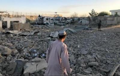 В Афганістані під час вибуху загинули 20 осіб