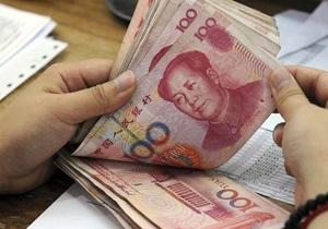 Китай пообещал повысить гибкость своей национальной валюты