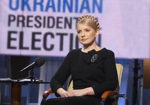 Тимошенко: В Украине нужно создать условия, чтобы власть служила народу
