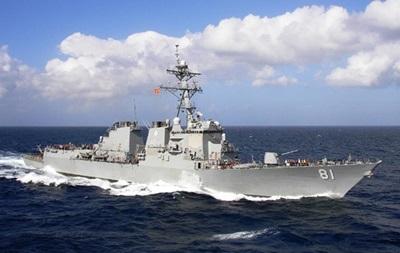 США отправили эсминец в Персидский залив