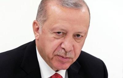 Турция готова к военной операции в Сирии − Эрдоган