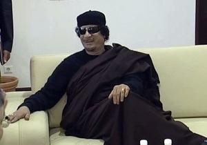 Президент Колумбии: Каддафи финансировал колумбийских повстанцев