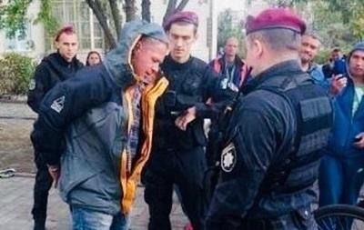 В Киеве поймали эксгибициониста, преследовавшего детей