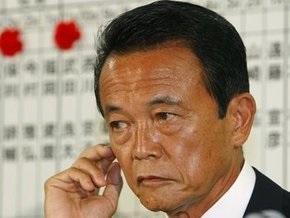 Премьер Японии заявил о своей ответственности за провал партии