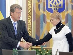 Ющенко рассказал, почему он поссорился с Тимошенко