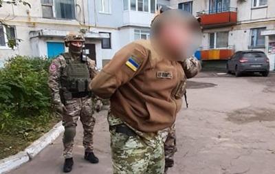 На Донбасі затримали прикордонника за підозрою в роботі на  ЛНР