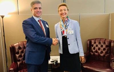 Пристайко провел встречу с генсеком Совета Европы